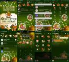 LINE主題 聖誕主題-拉拉熊 耶誕綠