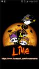 LINE主題-瘋狂Halloween