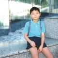 小宏的童年