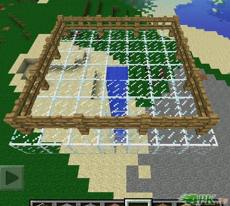 minecraft 房屋图纸展示
