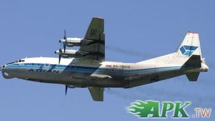 俄罗斯运输机坠毁 机上9人罹难