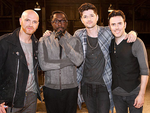 the script ft. will.i.am hall of fame 美国告示年终单曲排行 ...