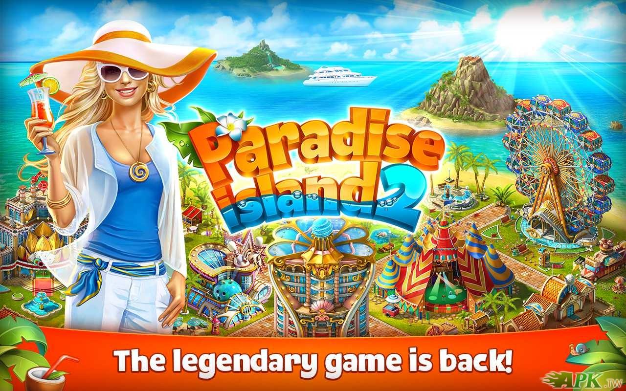 天堂岛2 paradise island