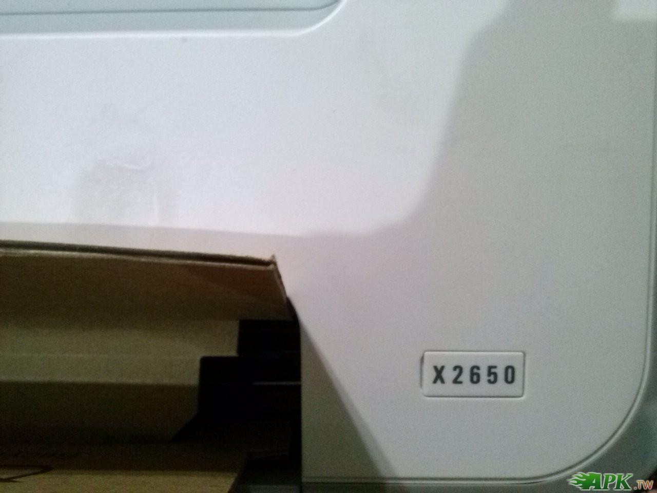 Lexmark X2650 彩色噴墨多功能事務機 (5).jpg
