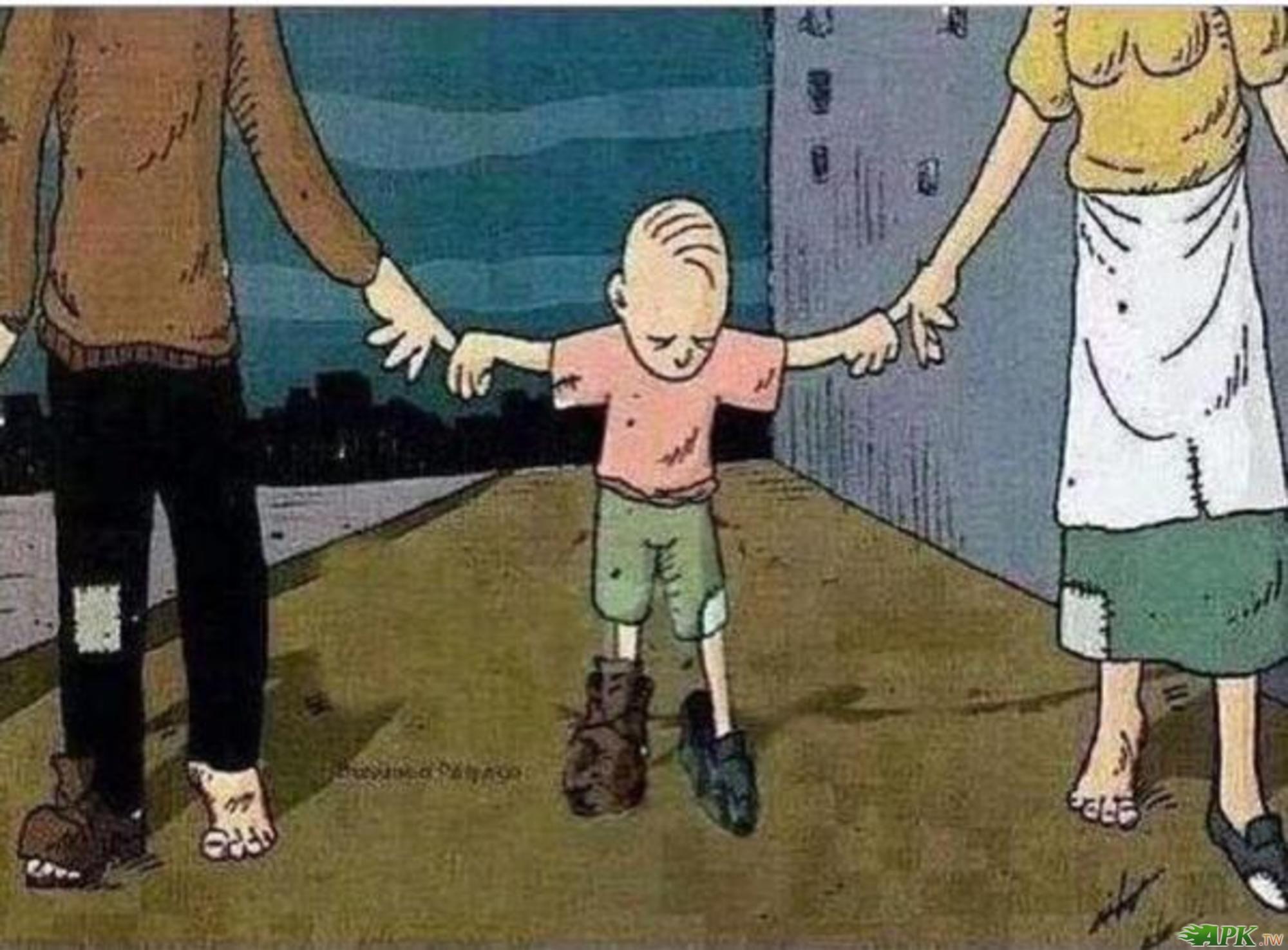 不要抱怨你父母給你的東西不夠好,那可能是他們的所有了-1.jpg