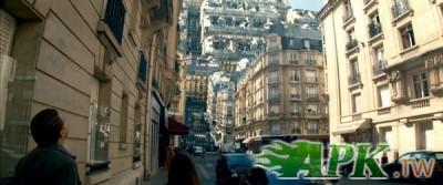 電影《全面啟動》被網友票選為「10大動腦電影」的第1名