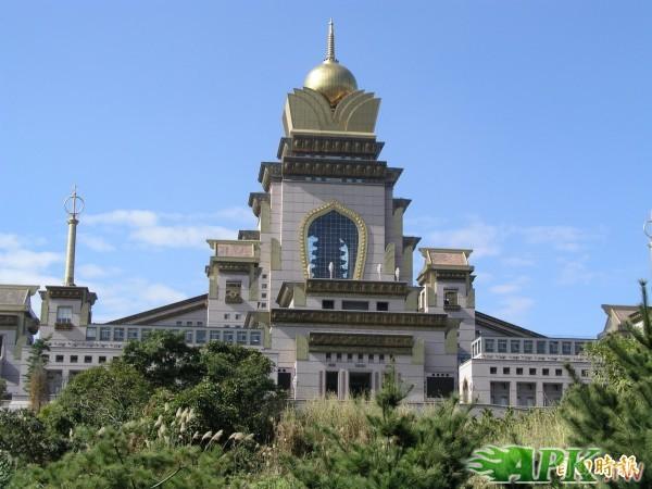 中台禪寺為國內最大的佛教禪宗道場