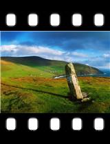 Ogham Stone Dunmore Head Dingle Peninsula County Kerry Ireland.jpg