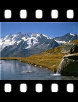 Kreuzboden Lake and the Mischabel Range Switzerland.jpg