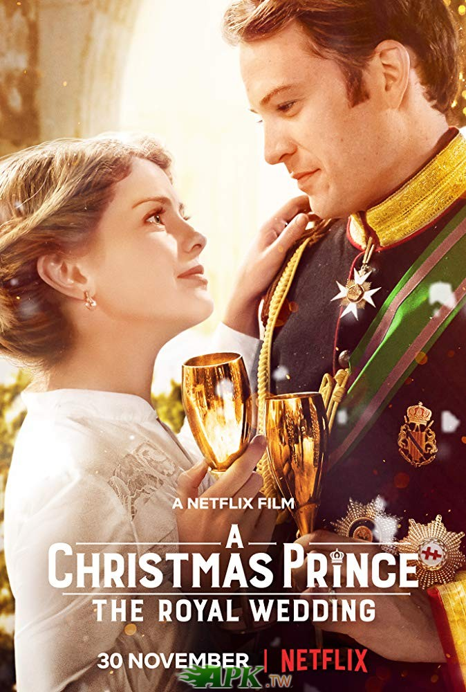 聖誕王子:皇家婚禮 A Christmas Prince:The Royal Wedding 2018.jpg