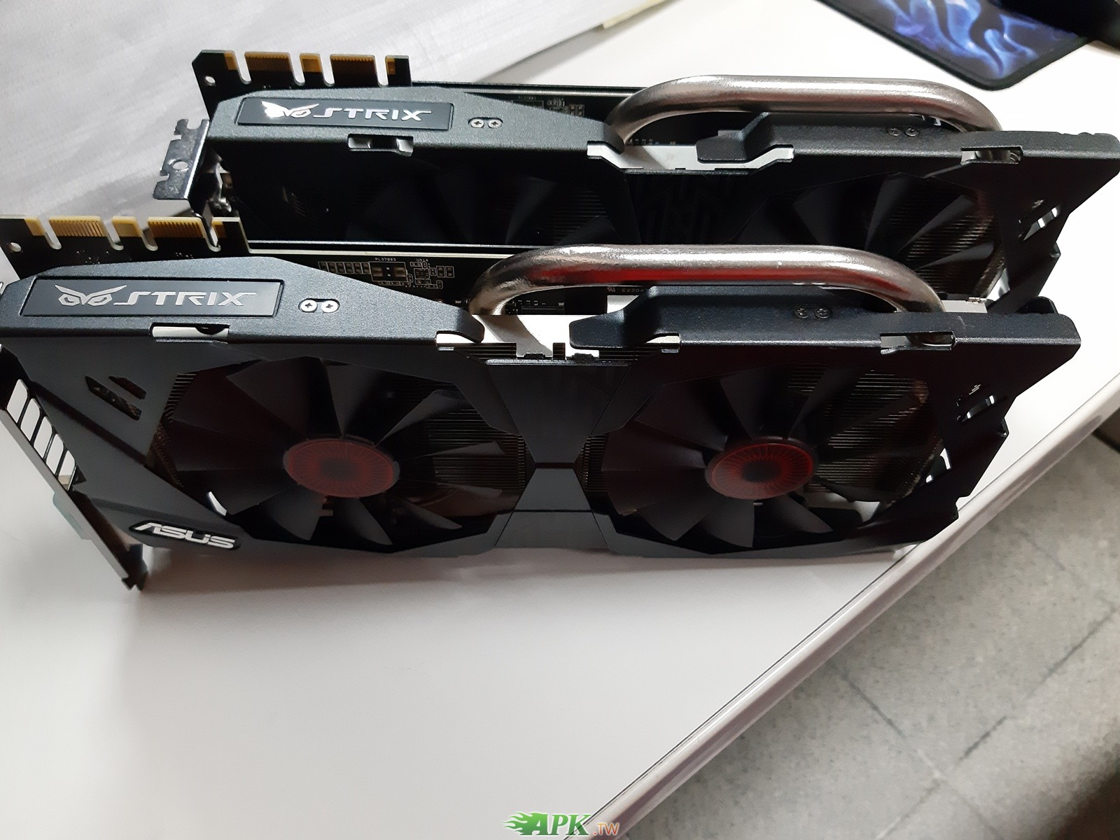 嘉義售 - 顯示卡 ASUS STRIX GTX 970 '2-Way SLI'