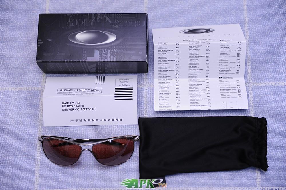太陽眼鏡 oakley CROSSHAIR 編號OO4060-02