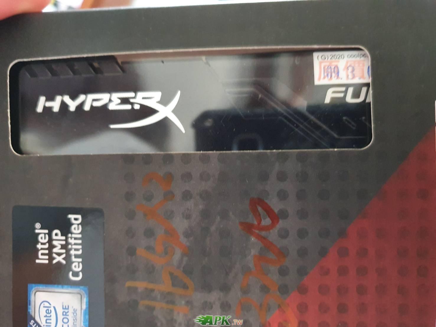 金士頓記憶體DDR4 3200 16GX2正面.jpg