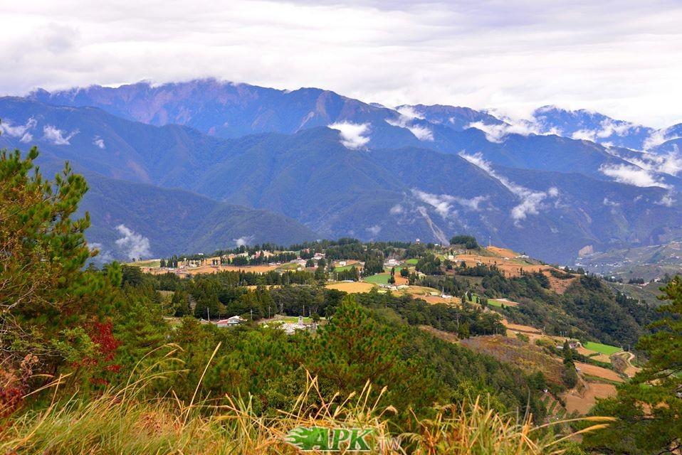 福壽山遠眺