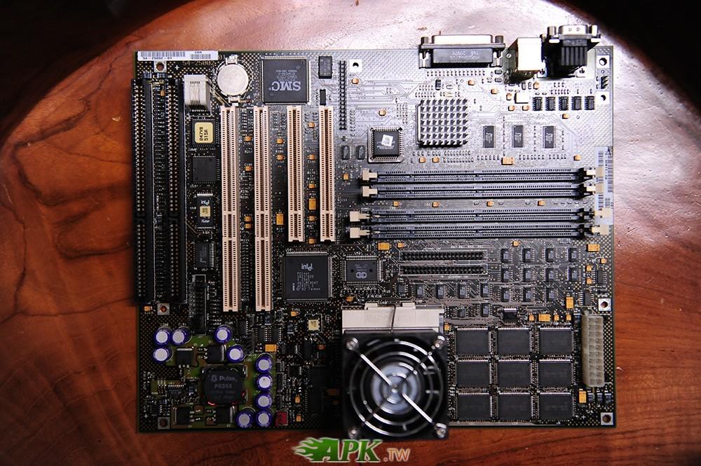 主機板AlphaPC 164LX及CPU DIGITAL SEMICONDUCTOR 21164-P8 533