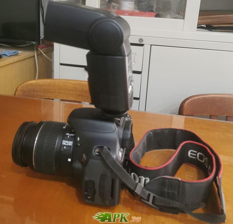 CANON X5 +18-55MM +外置閃光燈套組