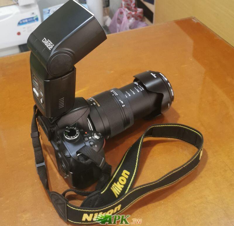 Nikon D3200 + Sigma 18-250mm + 含全套配件 皆公司貨