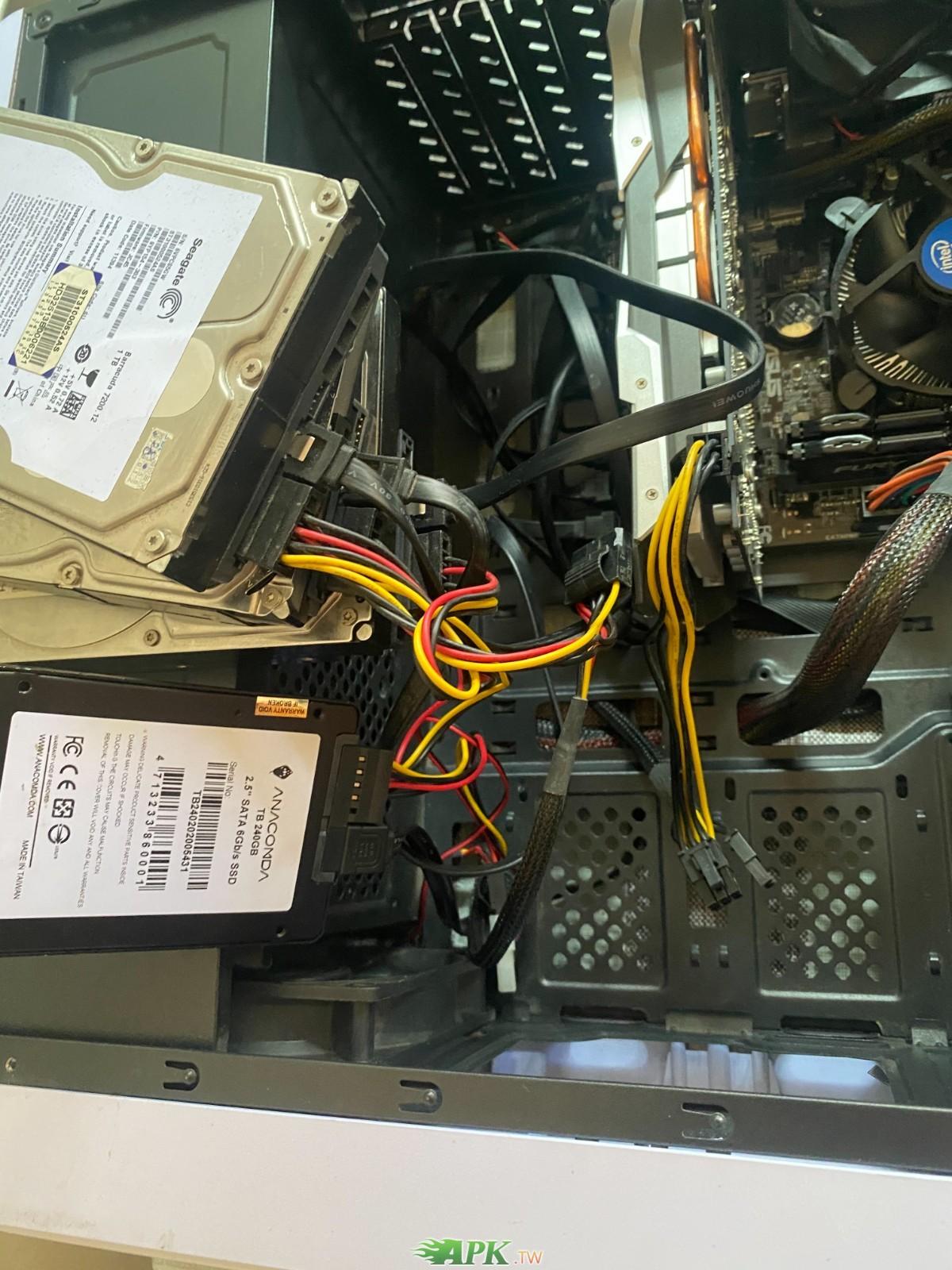 電腦主機《7代i7-1060-16GD4-240SSD》誠者議價 進來看看
