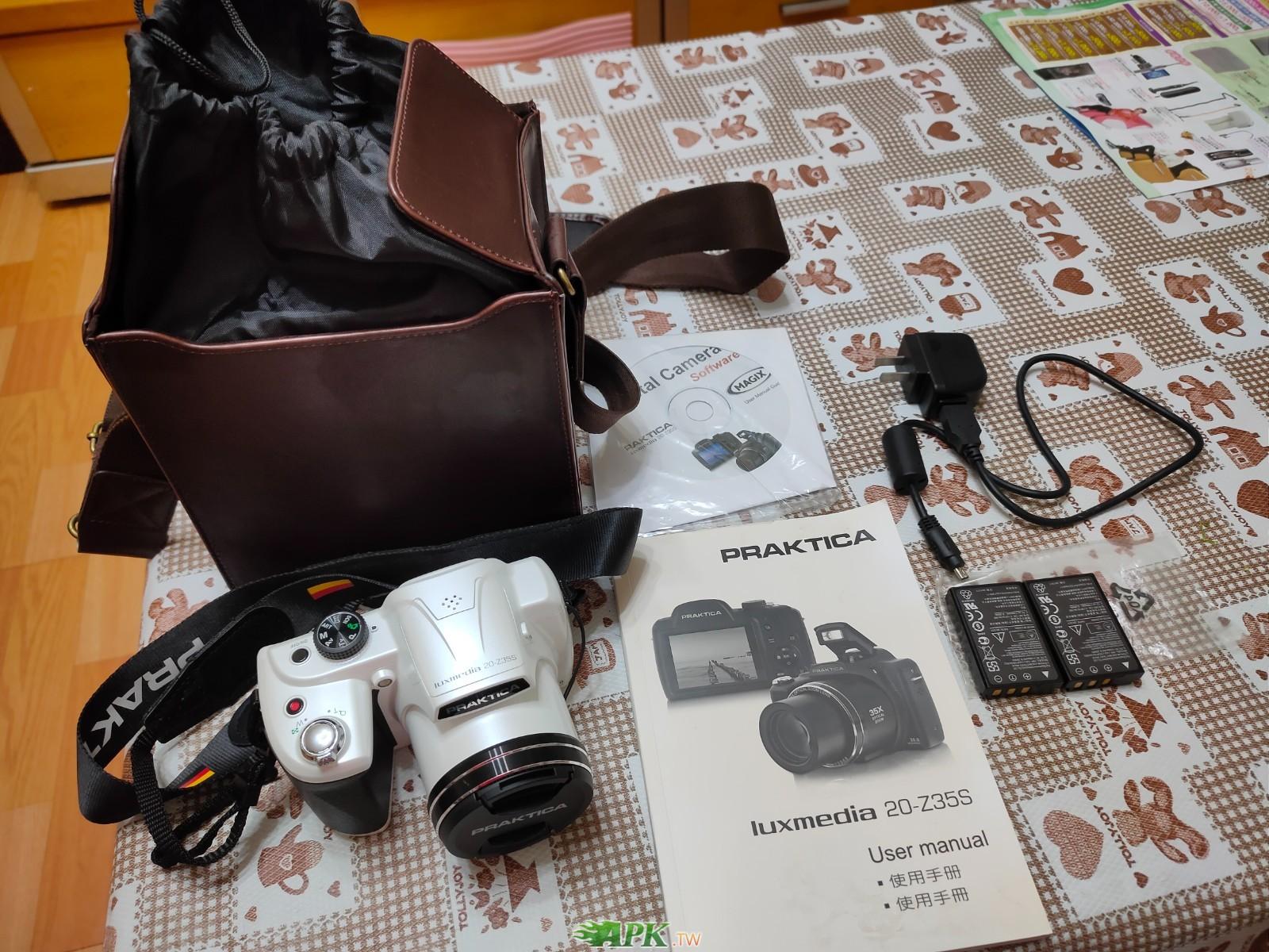 德國柏卡PRAKTICA Luxmedia 20-Z35S 類單眼相機