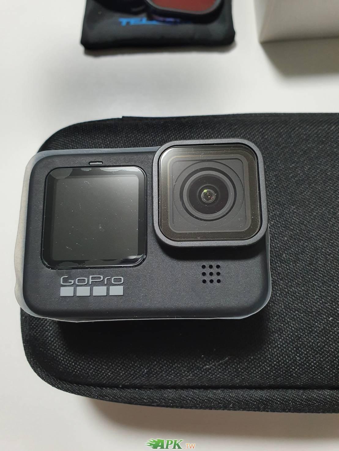 GOPRO Hero 9 Blac 全方位攝影機(台灣公司貨保固內)