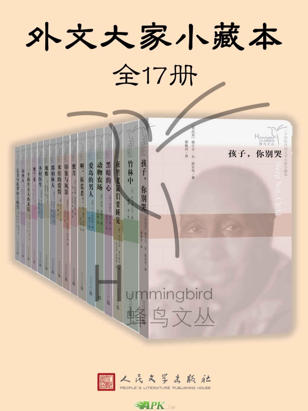 外文大家小藏本:全17冊.jpg