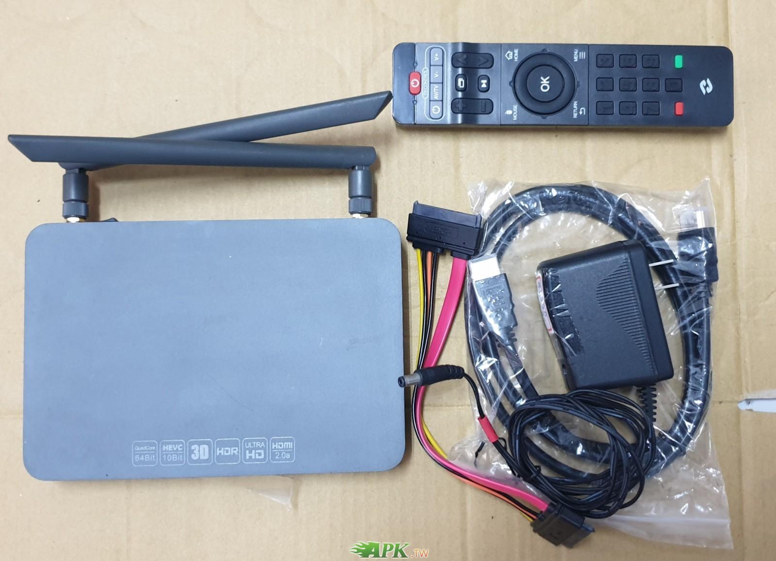 Zidoo X9S 電視盒子