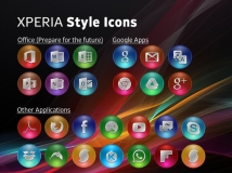 XPERIA Style Icons