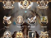 【GO主題桌布】Holy Light GO LauncherEX Theme 1.0完整付費