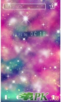 [+]HOME免費主題(台灣)-粉色的宇宙(2.1↑@1.2M@apk)