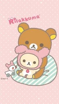 Rilakkuma LiveWallpaper 24 拉拉熊(已付費)