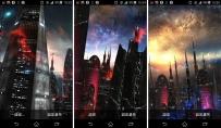 Maxelus系列動態桌布Space Colony v1.3已付费版