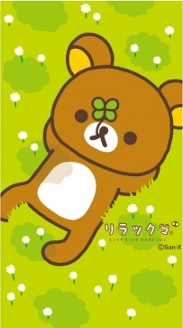 Rilakkuma LiveWallpaper 35 拉拉熊(已付費)