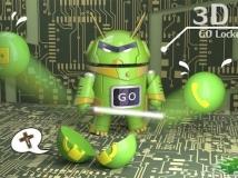 【Go鎖屏主題】已付費版 Evo 3D 鎖屏主題!