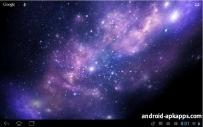 漩渦銀河星系動態桌布(2.1↑@853KB)