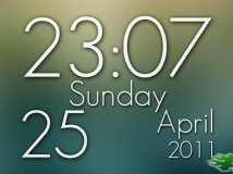【已付費動態桌布】Super Clock Wallpaper Pro v1.7 !