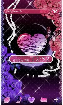 [+]HOME免費主題(台灣)-珠寶玫瑰(2.1↑@1.6M@apk)