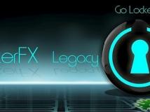【Go鎖屏主題】已付費版 Lock FX Legacy 鎖屏主題!