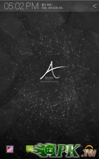 Atom Launcher免費主題-Space(4.0↑@1.5M@APK)