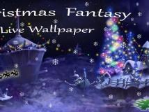 聖誕雪幻想動態壁紙Christmas Snow Fantasy LWP v1.0.11 已付費