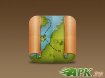 [轉貼]皮卷風格地圖icon,兩種類各兩尺寸(免鑽)