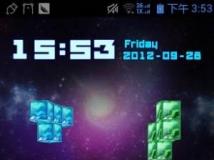 立体三维GO锁屏3D RainbowSquare Locker Theme v1.00 完整付费版