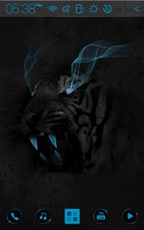 Atom Launcher免費主題-Wild Light(4.0↑@1.8M@APK)