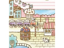 [uistore.net作品]Sweets Shop LiveWallpaper v1.1(已付費版)