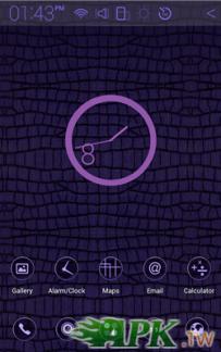 Atom Launcher免費主題-Crocodile(4.0↑@1.9M@APK)