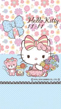 【日本限定】Hello Kitty - 花少女(已付費)