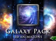 【APK資源組】最美夢幻星系動態壁紙 Galaxy Pack 1.3已付費完整