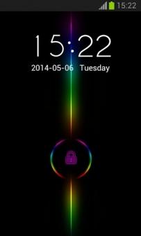 【超炫鎖屏】激光鎖屏 Ultra Lock Theme v1.3
