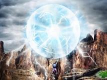[動畫] 七龍珠元氣玉動態桌布 Dragon Ball - Spirit Bomb LITE
