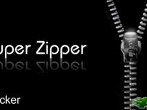 【Go鎖屏主題】已付費版 ZipperHD 鎖屏主題!