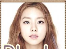 """韓國女團After School """"First Love"""" 圖標"""